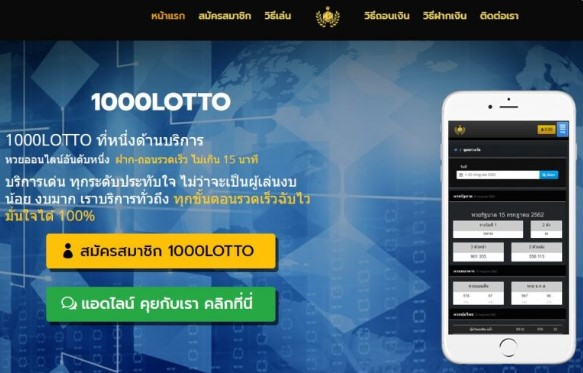 1000lotto.link